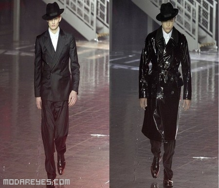 Colección Galliano en la semana de la moda parisina