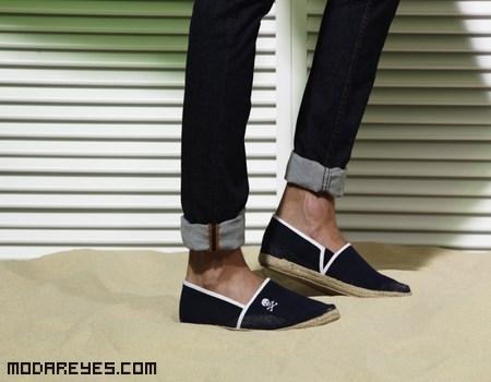 Zapatos de hombre Blanco