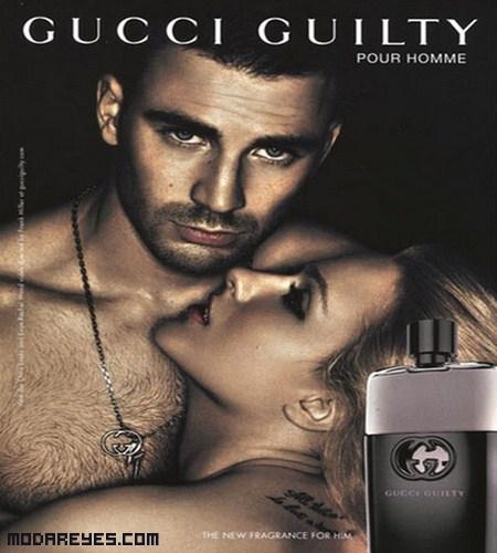 Gucci Guilty para hombres seductores