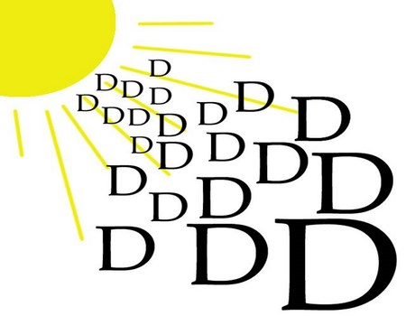 los principales beneficios de tomar el sol
