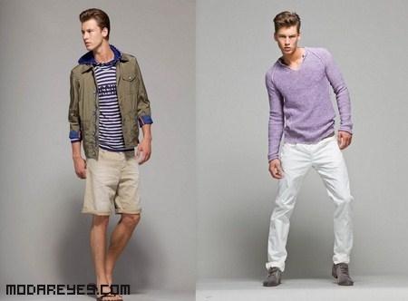 cazadoras de moda