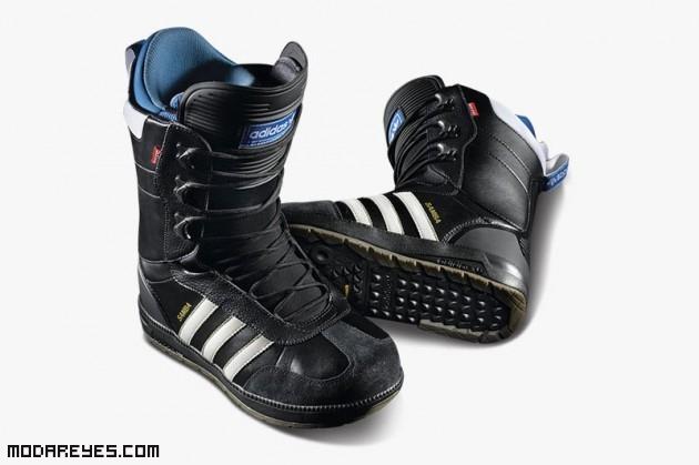 botas especiales para deportes de riesgo