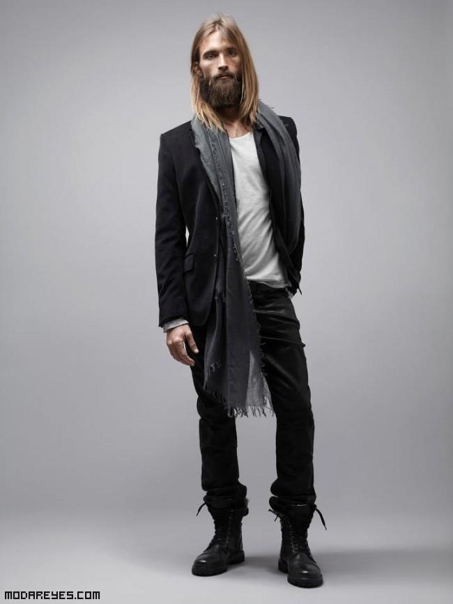 trajes casuales de hombre