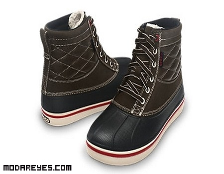 Calzado Crocs para este invierno 2013