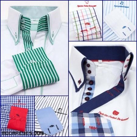 Camisas Saint Brissant