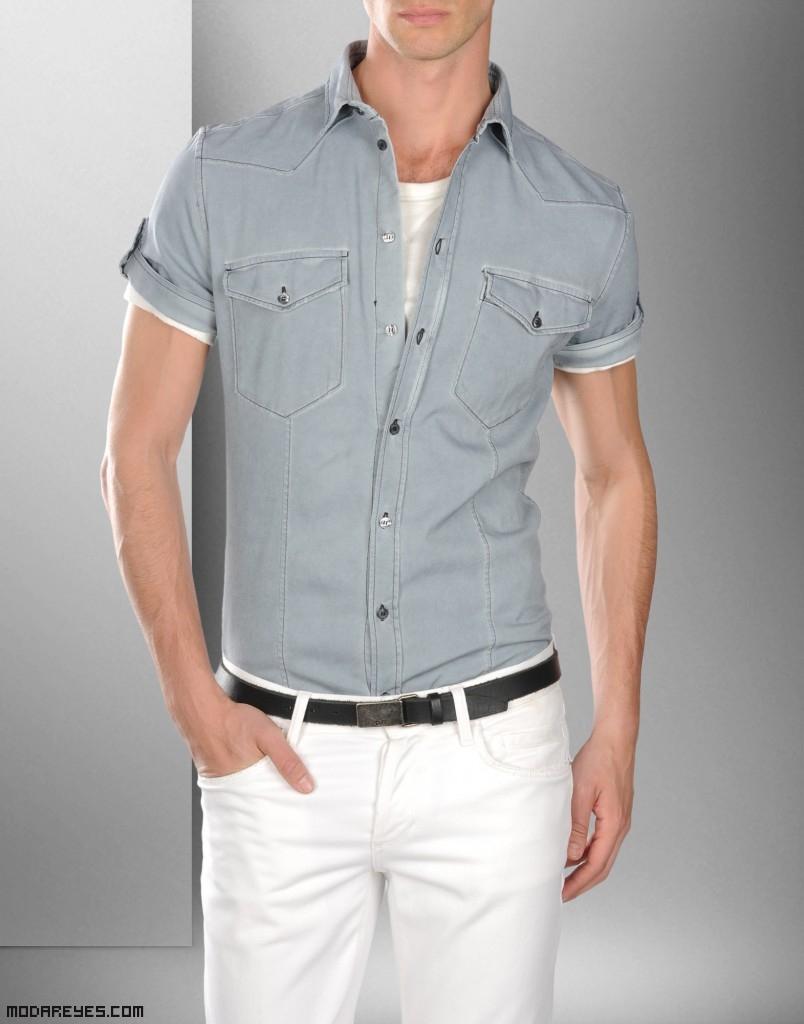 camisas con estampados