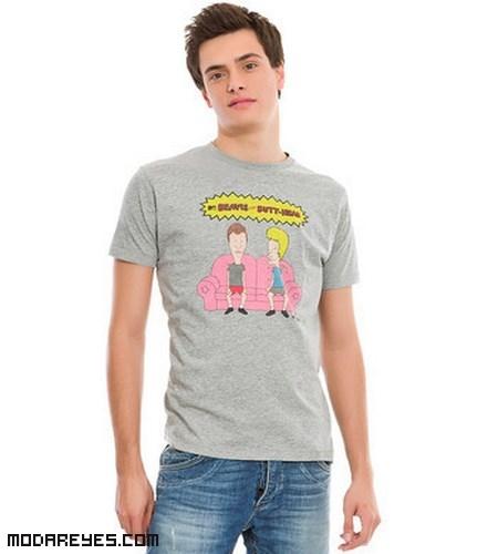 camisetas juveniles con dibujos