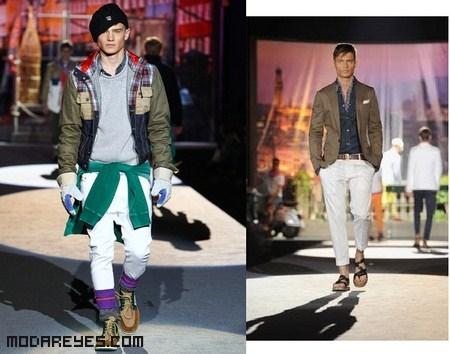 Moda hombres primavera-verano 2012