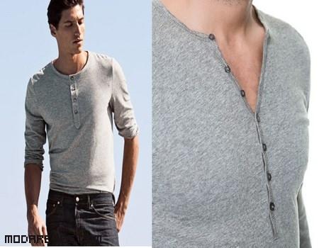 camisetas en color gris