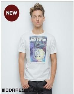 camisetas de moda para otoño