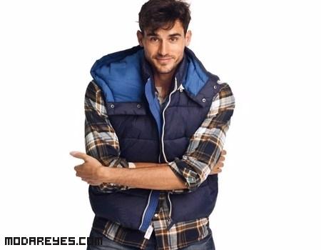 Chalecos y chaquetas H&M otoño 2012