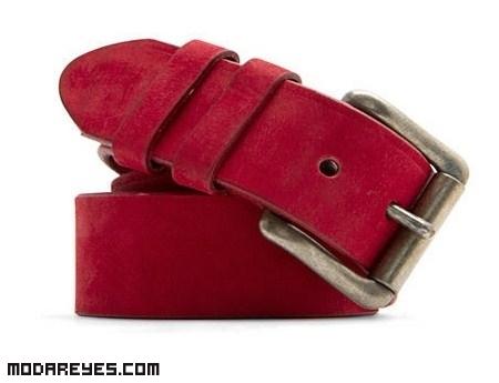Cinturones de Mango 2012
