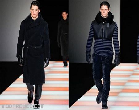 Armani, en la semana de la Moda en Milán