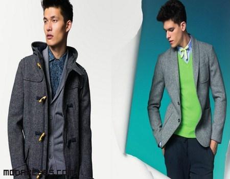 Moda Benetton para este otoño 2012