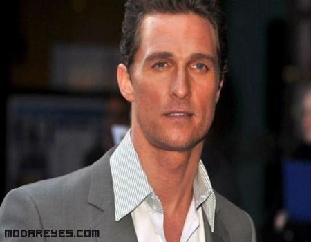 Matthew McConaughey y su moda masculina