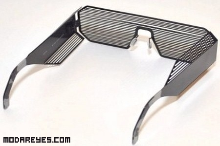 Unas gafas futuristas y especiales