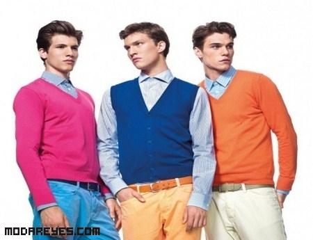 Moda Bennetton para la primavera 2012