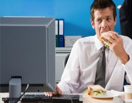 ¿Qué puedo comer en la oficina?.