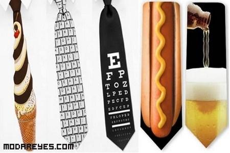 Corbatas originales...¿te atreves?