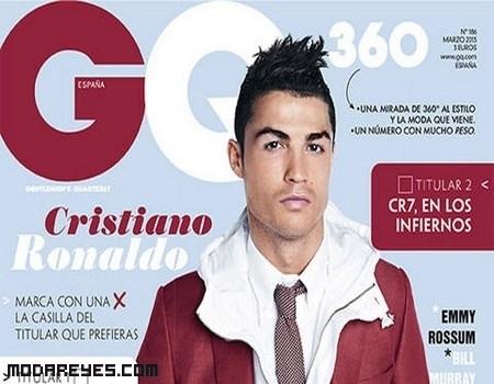 Cristiano Ronaldo de nuevo, en portada
