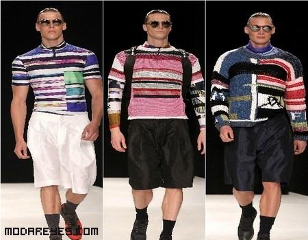 jerséis de colores para hombre