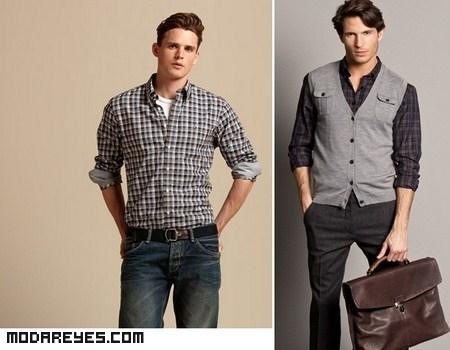 Diferentes looks con camisas