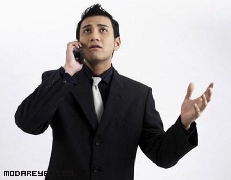 Errores en una entrevista por teléfono