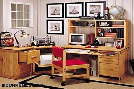 Decora tu espacio de trabajo o estudio