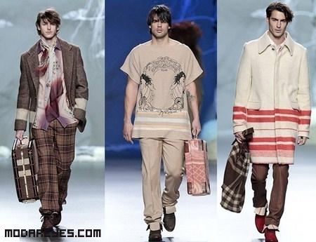 Moda Francis Montesinos otoño-invierno 2013