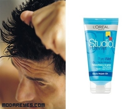 ¿Gel o cera para el pelo?