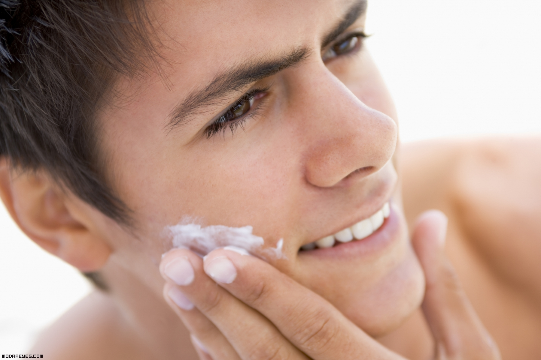 cremas específicas para hombres