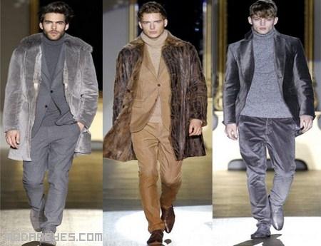 Pasarelas masculinas de moda