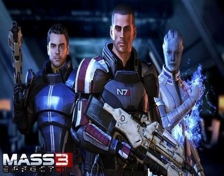 Mass Effect 3, la última entrega