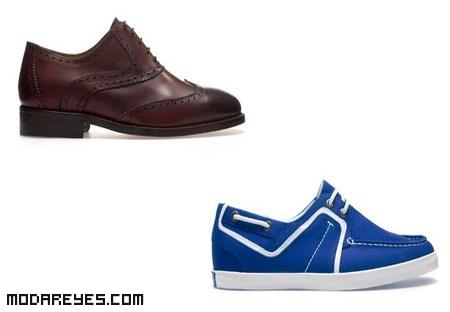 Zapatos de piel 2013