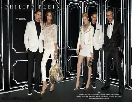 Campaña de Moda Philipp Plein 2013