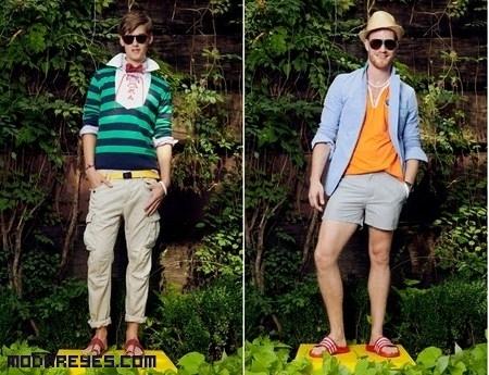 Moda Gant y Michael Bastian