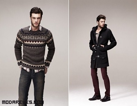 Moda francesa Ikks 2012-2103