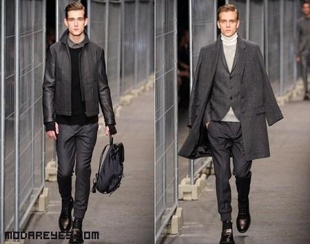 Moda Neil Barret, elegante pero sencilla