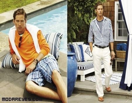 Moda veraniega de Ralph Lauren