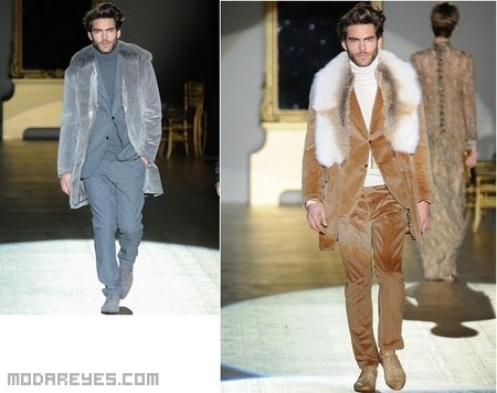 Roberto Verino en Mercedes Benz Fashion Week