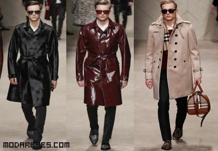 abrigos de colores invierno 2014
