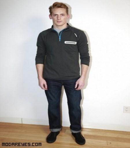 pantalones negros de moda