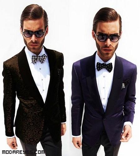 Moda masculina y protocolo