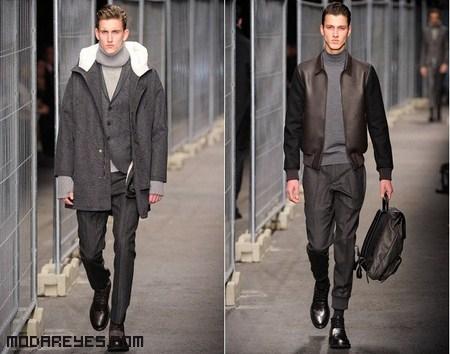 Pasarelas de moda masculina