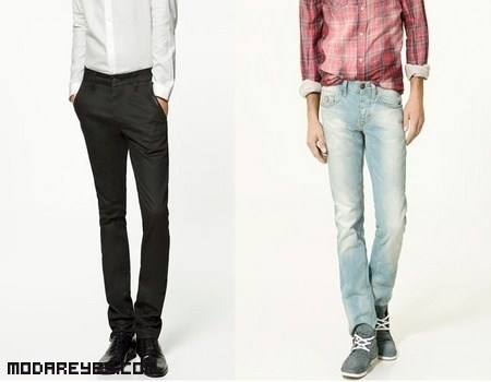 Pantalones Zara para este invierno