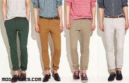 Pantalones de Zara, la elegancia y el color para este verano
