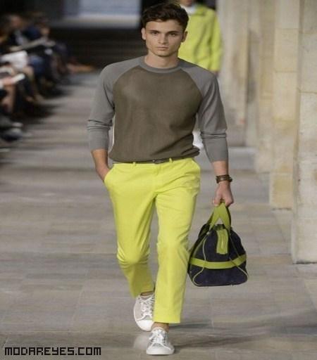 Jeans de colores