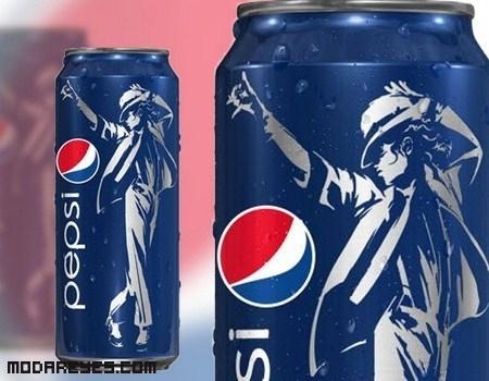 Pepsi homenajea a Michael Jackson