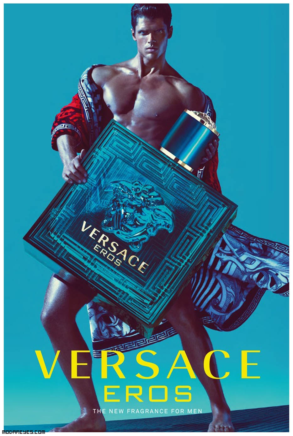 Perfumes sensuales para hombre