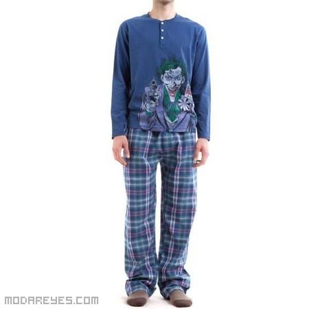 Pijamas Hombre Pull Bear